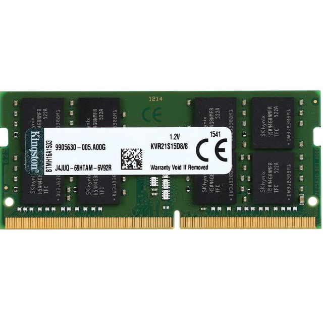 MEMORIA KINGSTON SO 8GB DDR4