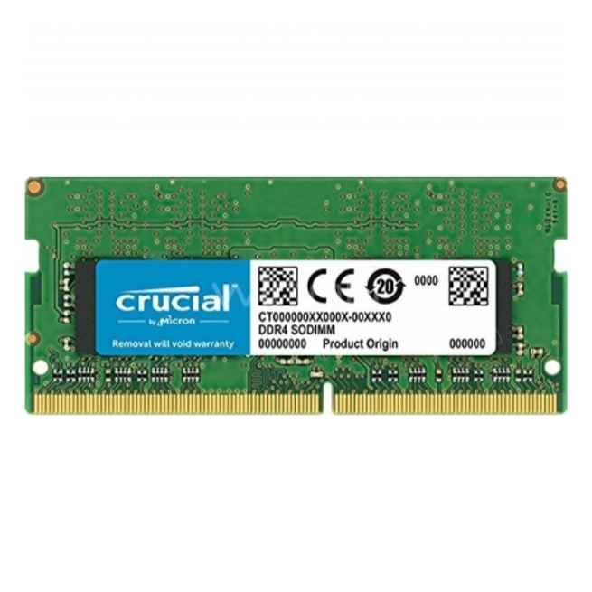 MEMORIA CRUCIAL SO 4GB DDR4