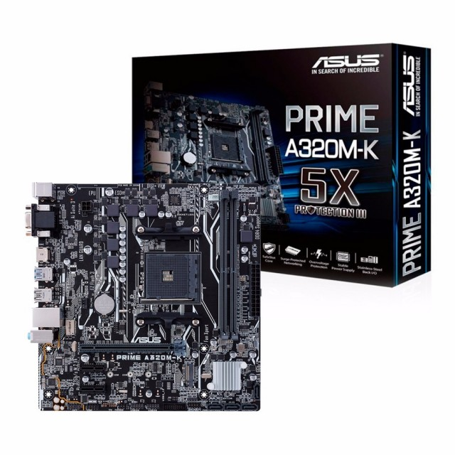 MOTHER ASUS PRIME A320M-K