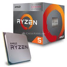 PROCESADOR AMD RYZEN 5 3400G