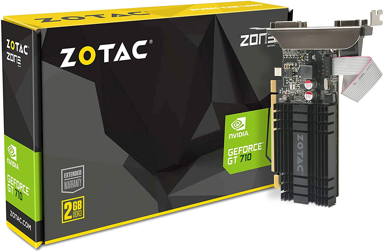 PLACA DE VIDEO ZOTAC GT 710